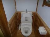 お試し住宅 トイレ